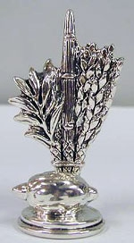 Sterling Silver Four Species Miniature
