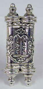 Sterling Silver Torah´s Book