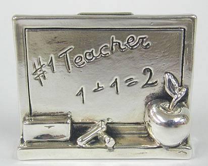 Sterling Silver Teacher Board