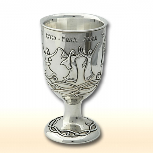 Sterling Silver Miriam Cup