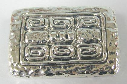 Sterling Silver Small Hoshen Brooch