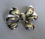 Sterling Silver Tiny Bow