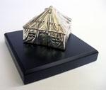 אוהל מכסף טהור