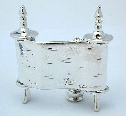 Sterling Silver Harath Olam Day