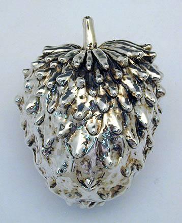 Sterling Silver Anona Miniature