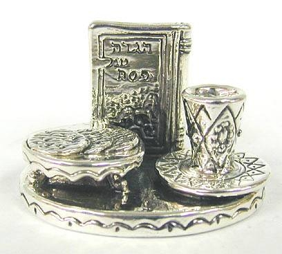 Sterling Silver Pesach Set