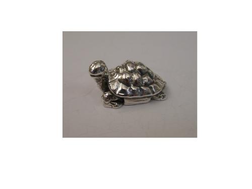 Silver Mini Turtle
