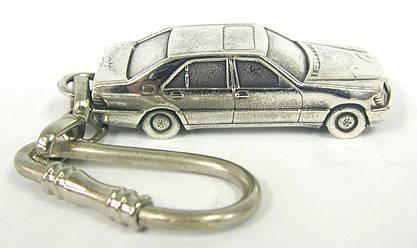 Mercedes Keyring