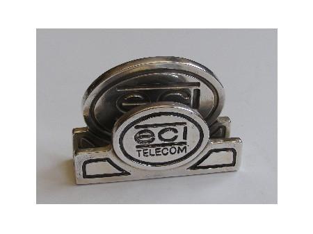 מחזיק כרטיסים מכסף חברת ECI