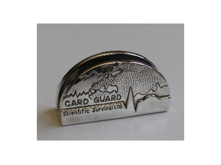 "Card Holder ""Card Guard"""
