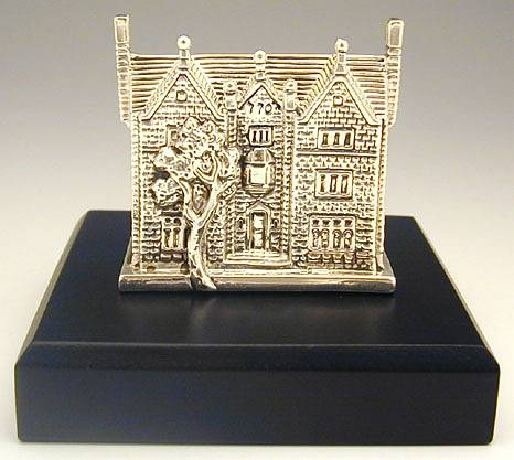 Sterling Silver Chabad House