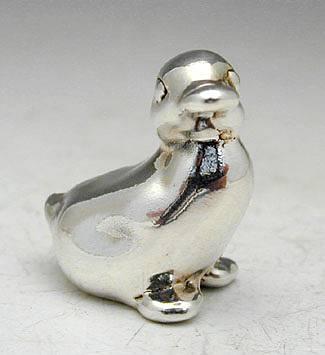 Baby Swan Miniature
