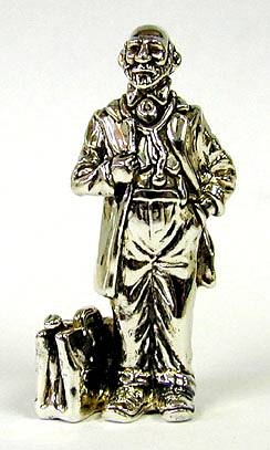 Sterling Silver Doctor Miniature