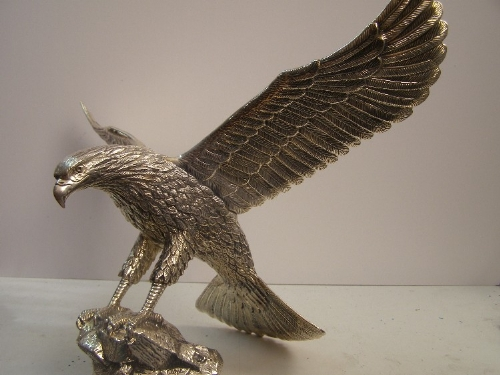 Huge American eagle