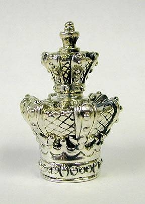 Sterling Silver Medium Crown