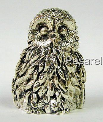 Owl Miniature