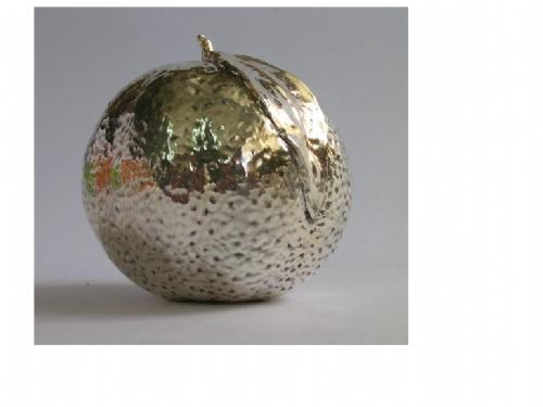 Sterling Silver Tangerine