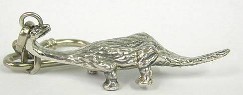 Dinozauros Keyring