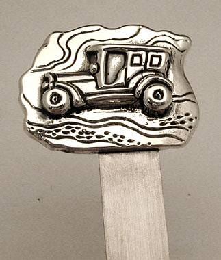 Car Bookmark