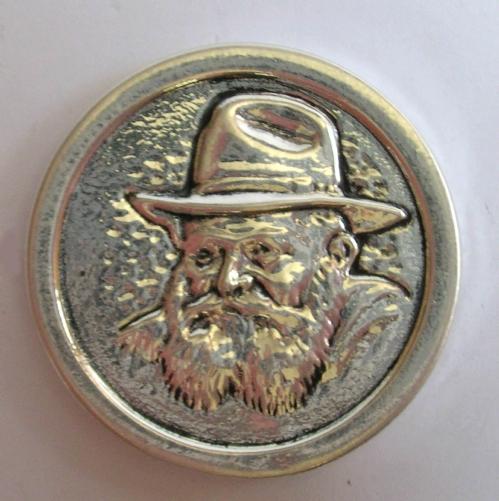 מטבע הרבי לובביץ מכסף טהור