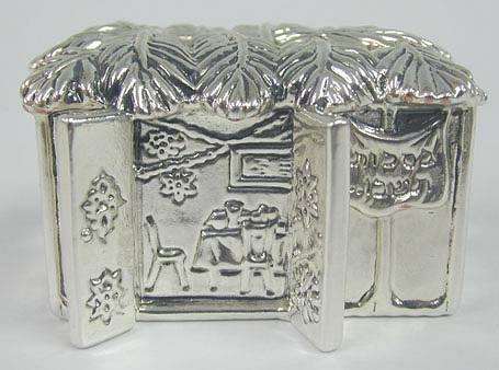 Sterling Silver Suka